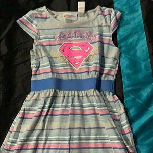 🎉BOGO🎉 Supergirl high low dress 7/8